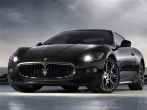 Maserati LJ Security System