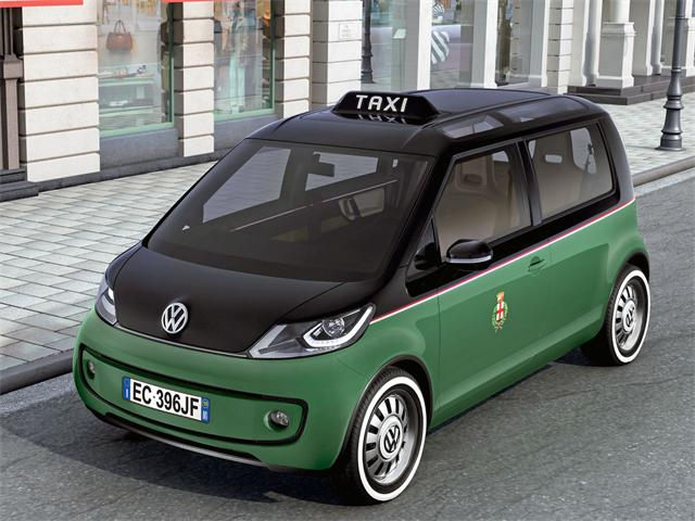 Autoblog - TuttoAuto - Volkswagen - Milano taxi - 1