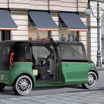 Autoblog - TuttoAuto - Volkswagen - Milano taxi - 3