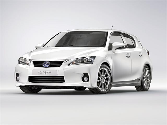 Autoblog - TuttoAuto - Lexus ct 200h - 1