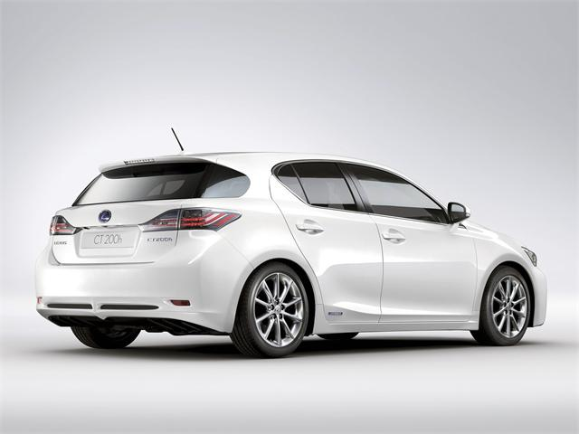 Autoblog - TuttoAuto - Lexus ct 200h - 2