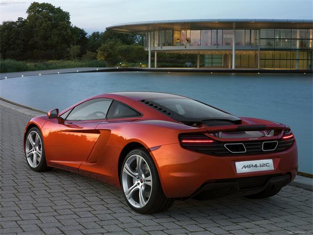 Autoblog - TuttoAuto - McLaren MP4 2c - 2