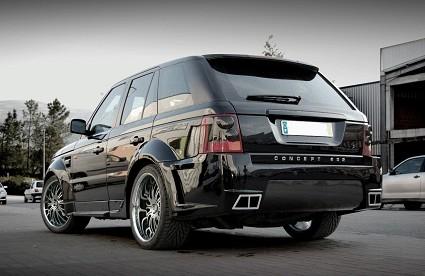 Autoblog - TuttoAuto - Range rover sport 2010 - 1
