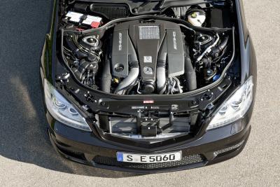 Autoblog - TuttoAuto - mercedes classe S AMG - motore