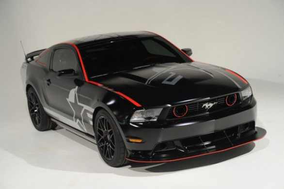 Autoblog - Tuttoauto - ford mustang shelby roush sr 71