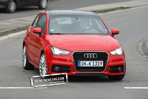 Autoblog - TuttoAuto - Audi S1 foto ufficiali - 1