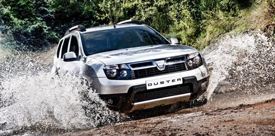 Autoblog - TuttoAuto - Dacia Duster - suv low cost - 1