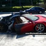 Autoblog - TuttoAuto - Ferrari 458 incendiata - 4