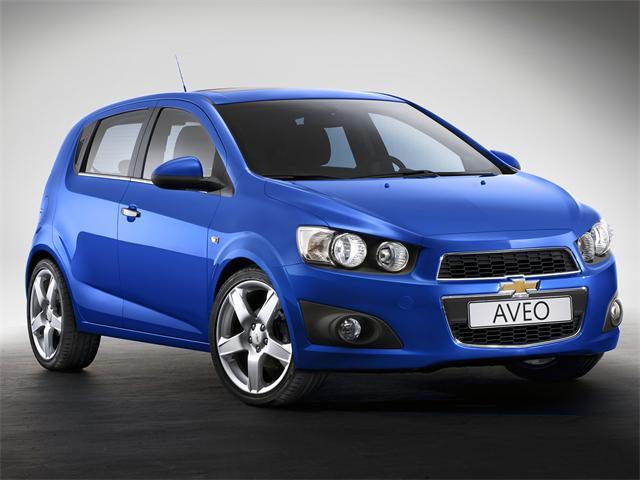 Autoblog - Tuttoauto -Chevrolet - Aveo 2011 - 1
