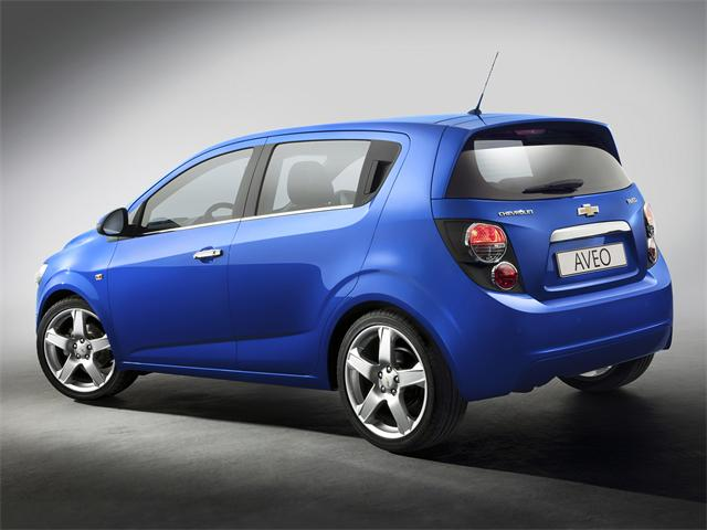 Autoblog - Tuttoauto -Chevrolet - Aveo 2011 - 2
