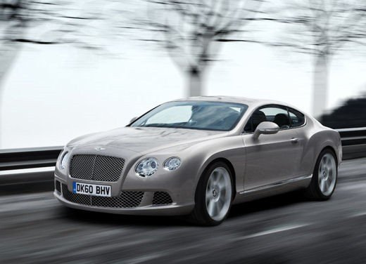 Autoblog - Tuttoauto - bentley - continental GT restyling - 1
