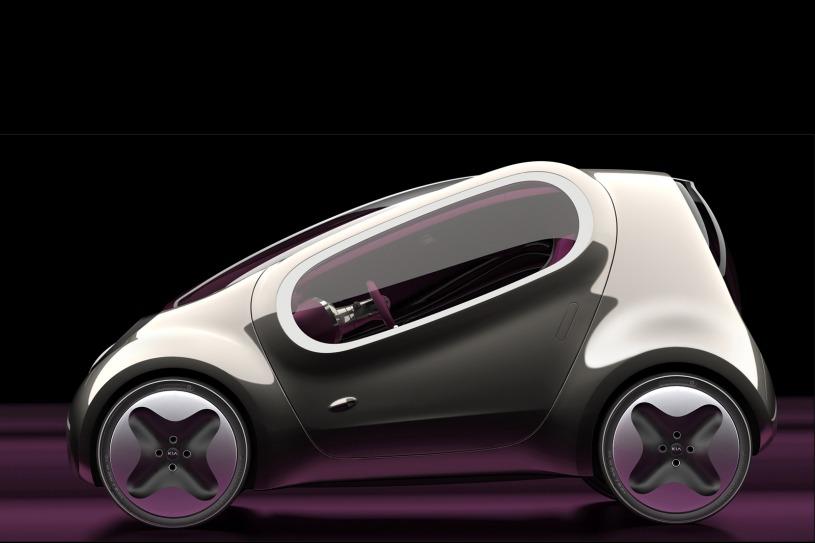 Autoblog - Tuttoauto -kia pop - auto elettrica - 1