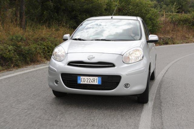 Autoblog - Tuttoauto -nissan - foto nuova nissan micra 2011 - 1