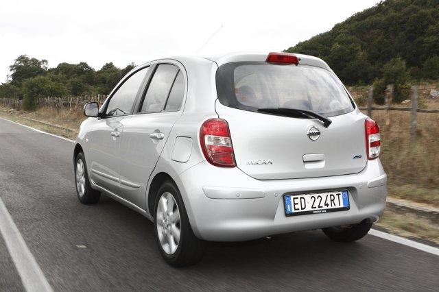 Autoblog - Tuttoauto -nissan - foto nuova nissan micra 2011 - 2