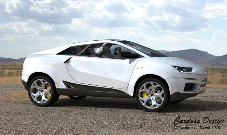 AutoBlog - TuttoAuto - Lamborghini - Suv - 1