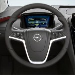 Autoblog - TuttoAuto - Opel - Ampera - interni