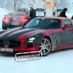 Autoblog - TuttoAuto - Mercedes - sls amg cabrio - 1