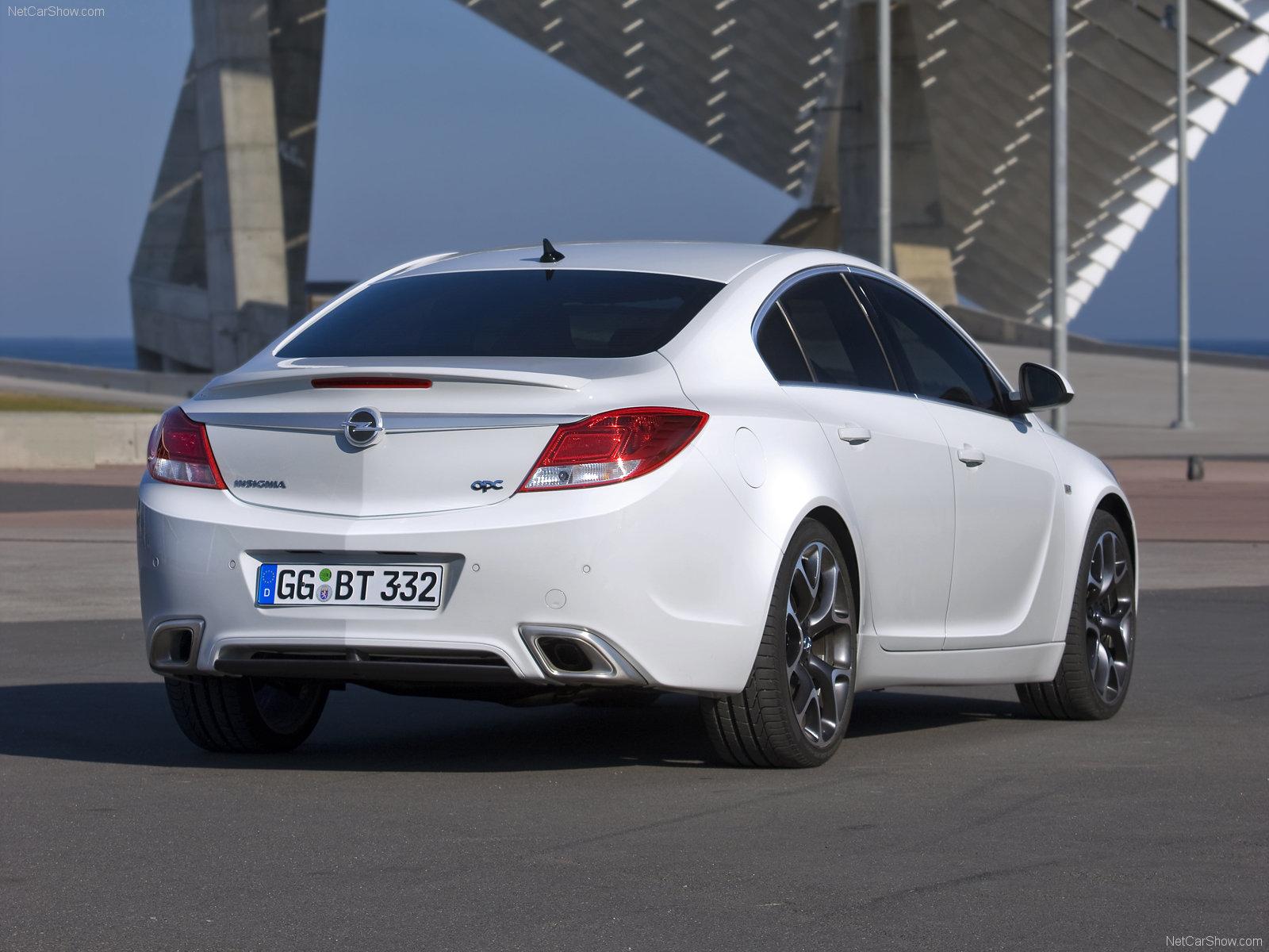 Autoblog - TuttoAuto - Opel - Insignia opc - 1