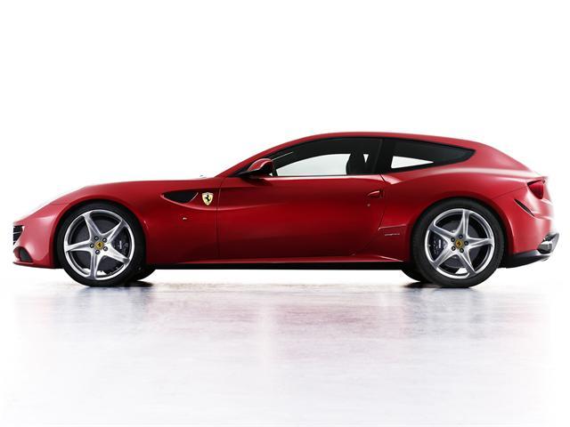 Autoblog - TuttoAuto - Ferrari FF a trazione integrale - 1