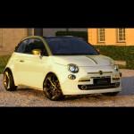 Autoblog - TuttoAuto - Fiat 500 - fenice da 500000 euro - esterni 1
