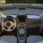Autoblog - TuttoAuto - Fiat 500 - fenice da 500000 euro - interni