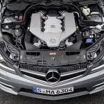 Autoblog - TuttoAuto - Mercedes - Classe C 63 amg - motore