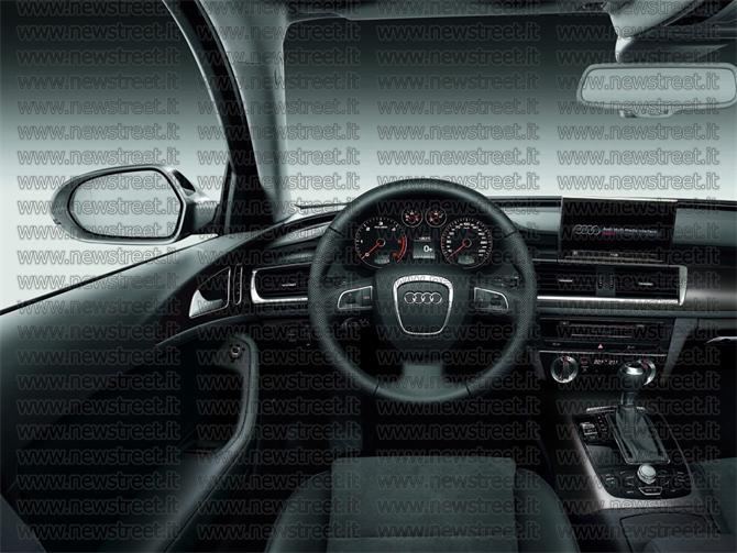 Autoblog - TuttoAuto - Audi a3 2012 - interni