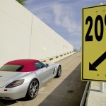 Auto blog - Tutto Auto -  Mercedes SLS roadster amg - 1