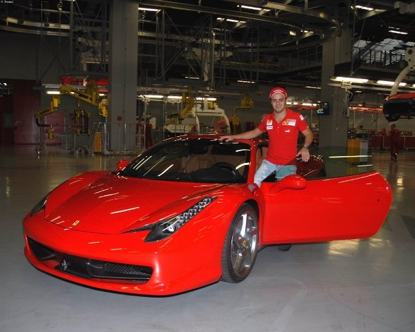Auto blog - Tutto auto - Ferrari 458 Alonso - 1