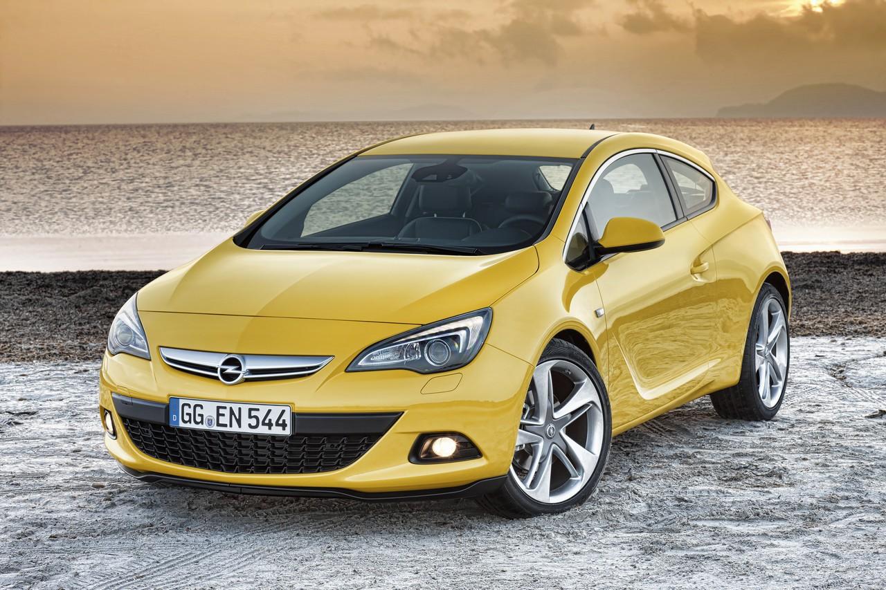 Autoblog - Tuttoauto - Opel Astra GTC - 1