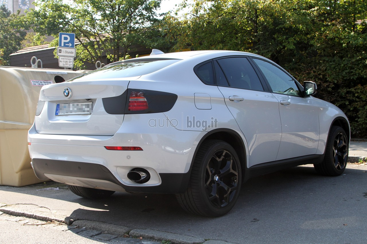 Auto blog - Tutto auto - bmw x6 foto spia - 3 by autoblog