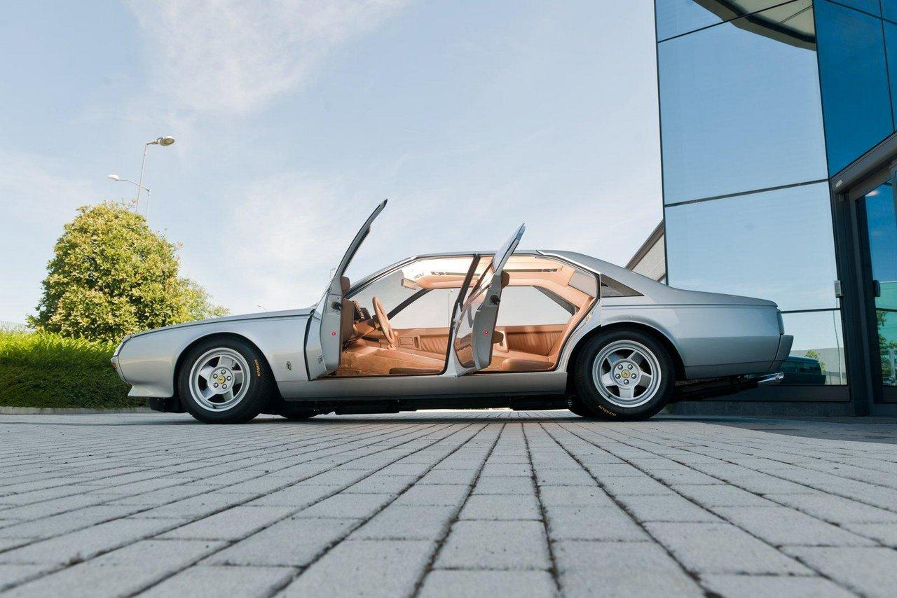 Auto blog - Tutto auto - Ferrari pinin - 1