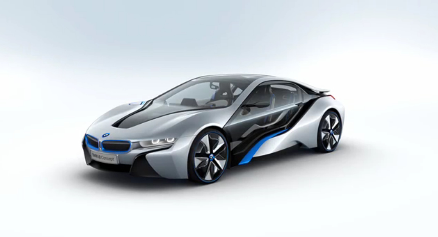 bmw i8 concept foto e caratteristiche della nuova bmw i8 concept bmw blog auto tutto auto. Black Bedroom Furniture Sets. Home Design Ideas