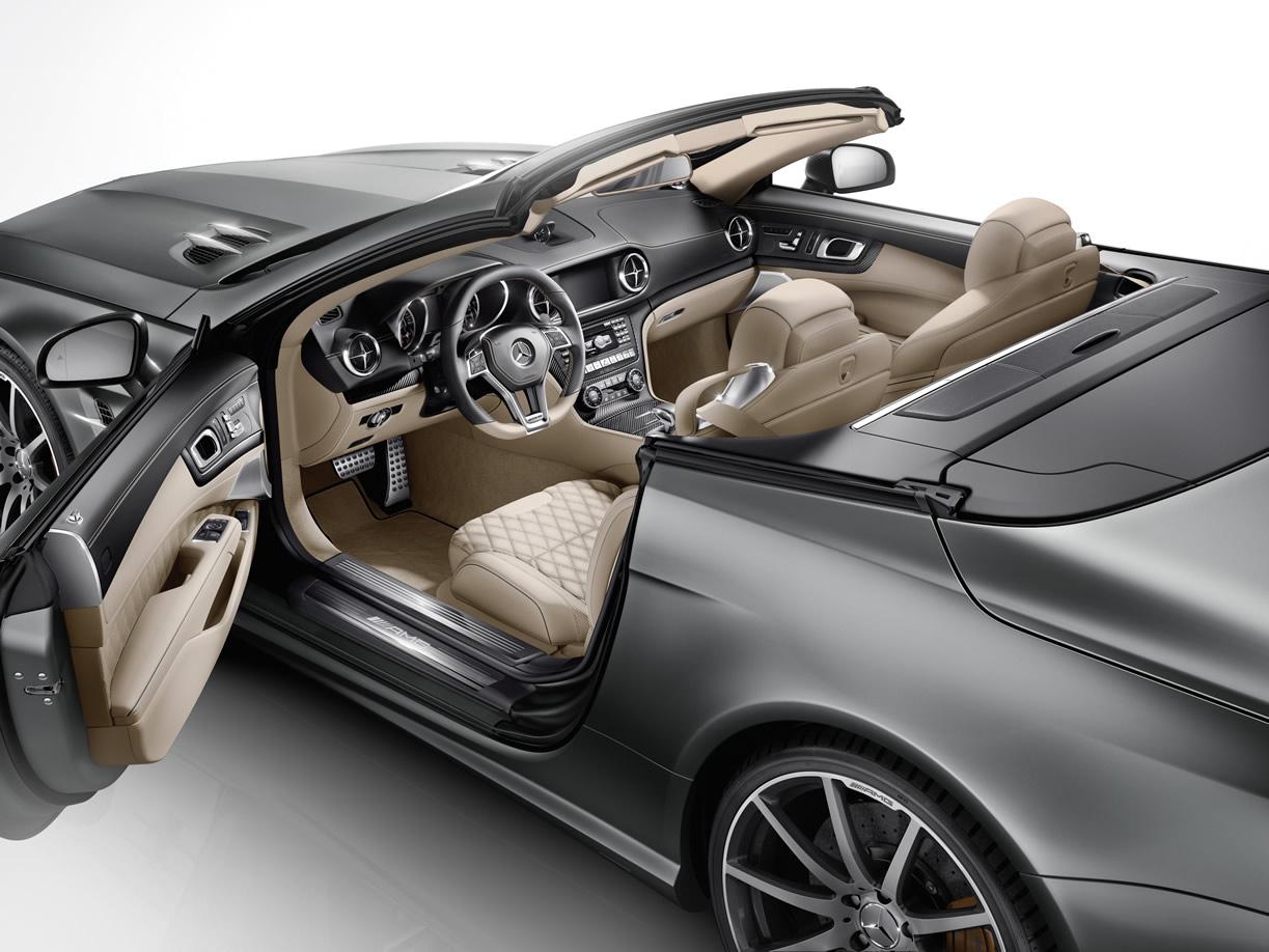 Mercedes-Benz SL 65 AMG 45 Anniversary-1