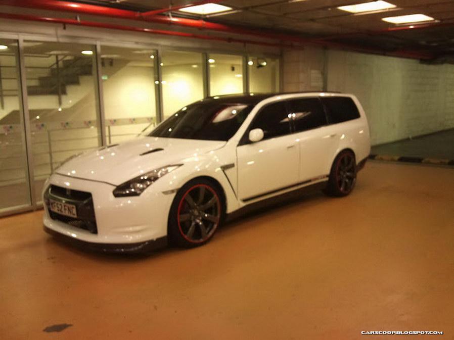 Nissan gtr station wagon-2