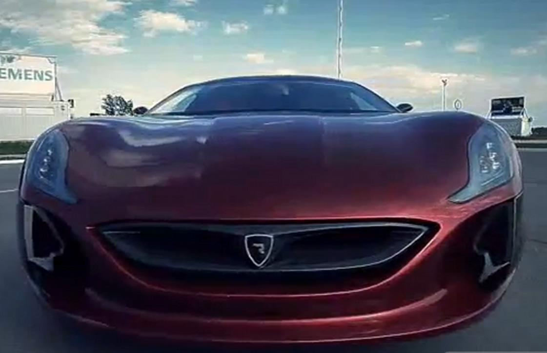 Rimac Automobili Concept One