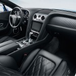 bentley continental gt speed - interni