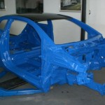 Fiat 500 Sportster - telaio - 01
