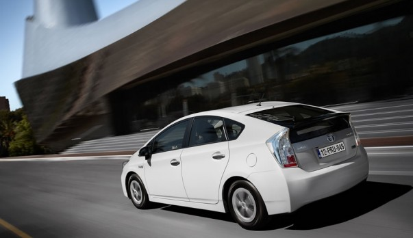 Toyota Prius Plugin Hybrid
