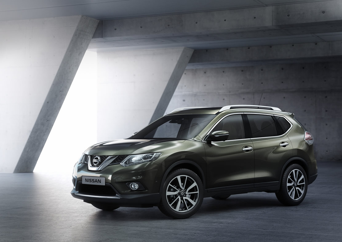 nuovo nissan x trail