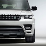 range rover sport stealth pack anteriore