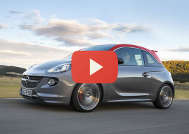 Video nuova opel adam s
