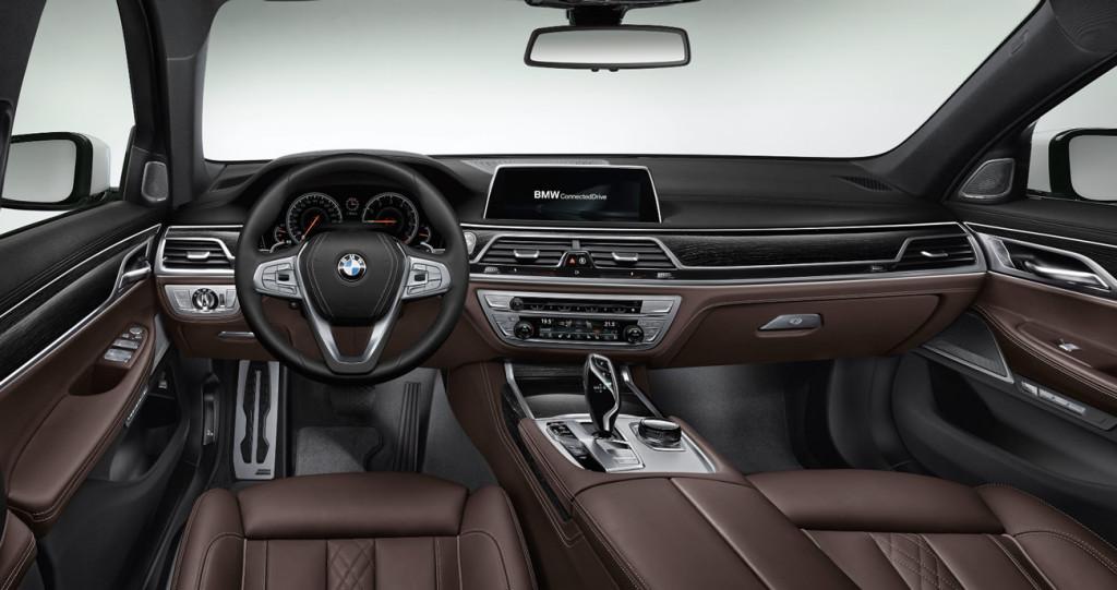 nuova bmw serie 7 - tutto auto blog - interni-2